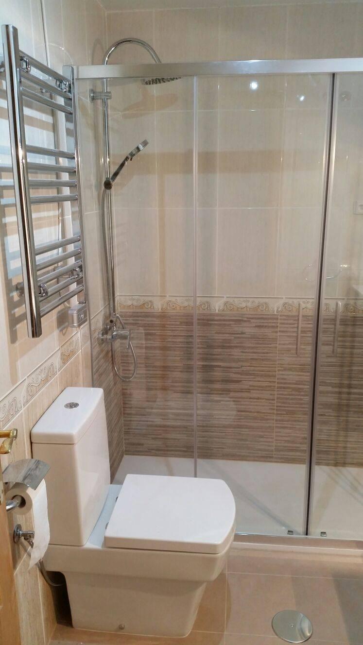 Cambiar ba era por ducha madrid instalar plato ducha for Platos de bano precios