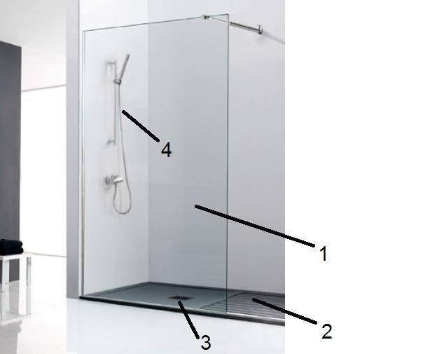 glosario cambio bañera por ducha