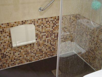 Cambio bañera por ducha Muchamiel