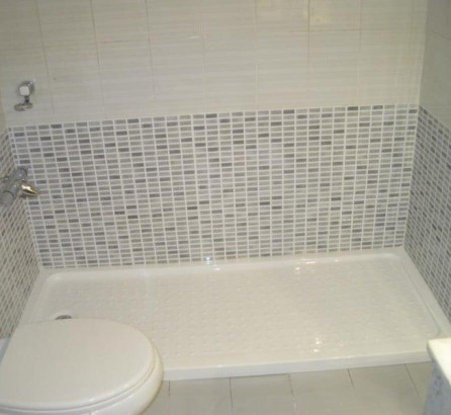 Cambiar bañera por plato de ducha en Brunete