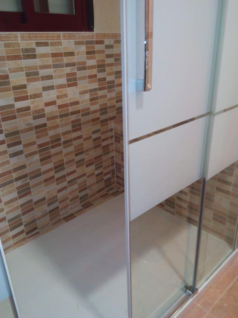 Cambio bañera por ducha Benidorm