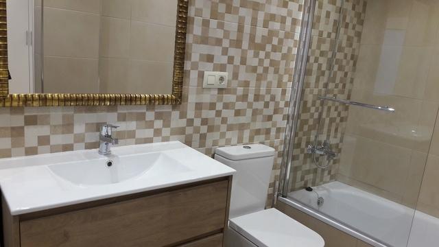 Reforma de baño Alcobendas