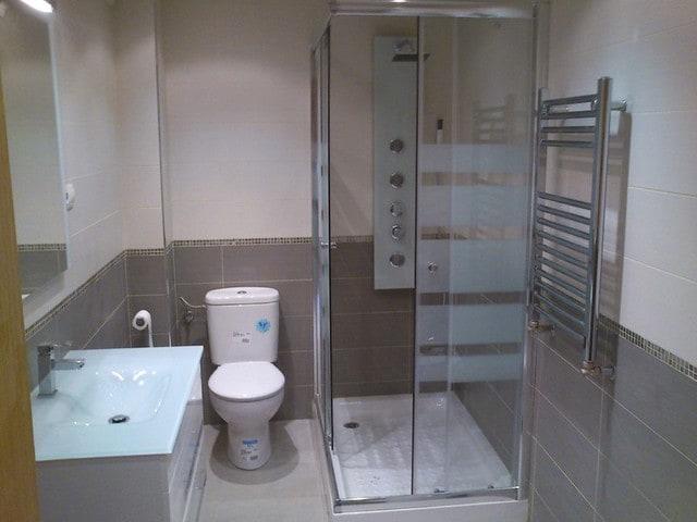 Reforma de baño Paracuellos del Jarama