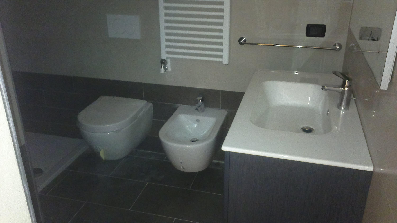 Reforma de baño Rivas