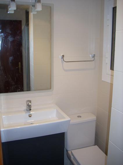 Reforma de baño Móstoles