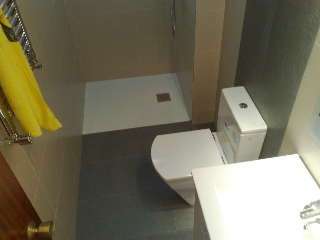 reforma de baño torrelodones
