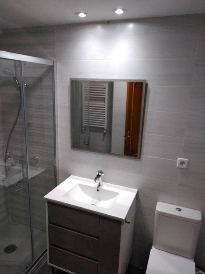 Reforma de baño Villaviciosa-odón